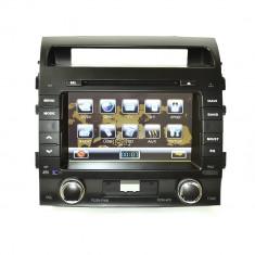 Resigilat : Sistem navigatie GPS + DVD +TV pentru Toyota Land Cruiser 200 model TT