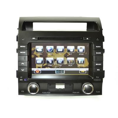 Resigilat : Sistem navigatie GPS + DVD +TV pentru Toyota Land Cruiser 200 model TT foto