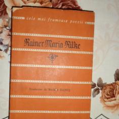 Rainer Maria Rilke ( colectia cele mai frumoase poezii )241pagini