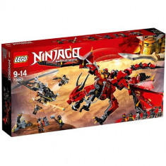 Set de constructie LEGO Ninjago Firstbourne