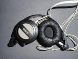 Casti AKG K404, Casti On Ear, Cu fir, Mufa 3,5mm