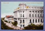 Carte Postala Bulevardul Elisabeta - Bucuresti