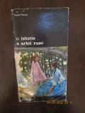 O ISTORIE A ARTEI RUSE-VASILE FLOREA