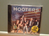 HOOTERS - GREATEST HITS (1992/SONY/GERMANY) - CD ORIGINAL/Sigilat/Nou