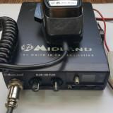 Statie radio CB Midland Alan 100 plus.