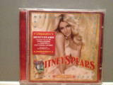 BRITNEY SPEARS - CIRCUS (2008/ZOMBA/UK) - CD ORIGINAL/Sigilat/Nou, sony music