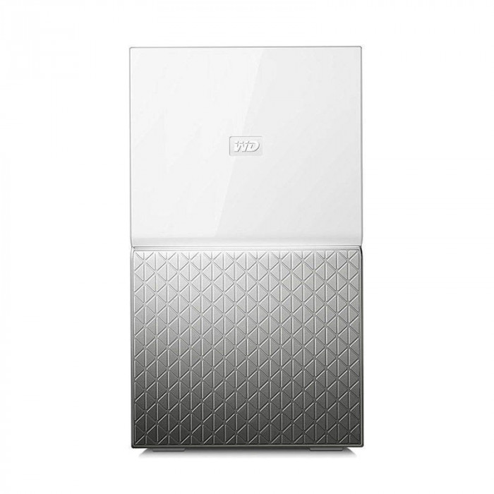 Hard disk extern WD My Cloud Home Duo Drive 4TB Gigabit Ethernet USB 3.0 - Resigilat