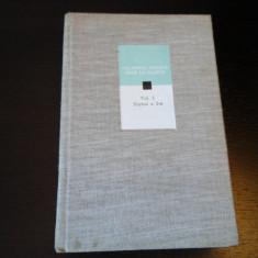 Filosofia greaca pana la Platon - Vol I p a2-a - 1979, 626 p, cu sublinieri