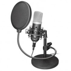 Microfon Trust Emita USB GXT252 NOU POP FILTER, Alte tipuri suport muzica
