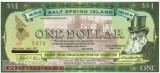 !!! CANADA , SALT SPRING ISLAND = LOCAL  MONEY  = 1 DOLAR  2007 - P 901 c - UNC