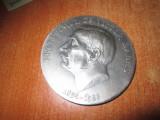 Medalie sanitara de jalea al 3 lea congres  victor  babes mare dim 70 mm c 19