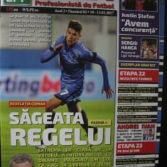 Steaua-Pandurii (Revista LPF - nr. 13, 2015) / Finala Cupei Ligii