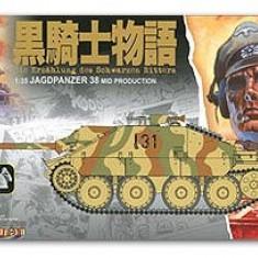 + Macheta 1/35 Dragon 6661 - Hetzer mid production +