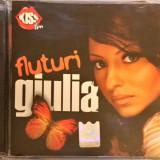 Giulia (Anghelescu, ex Candy si DJ Project) - Fluturi (1 CD), cat music