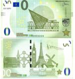 !!!  0 EURO MEMO - GERMANIA , DRESDA - MUZEUL ISTORIEI MILITARE , 2018 - UNC