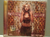 BRITNEY SPEARS - OOPS...I DID IT.. (2000/ZOMBA/UK) - CD ORIGINAL/Sigilat/Nou, sony music