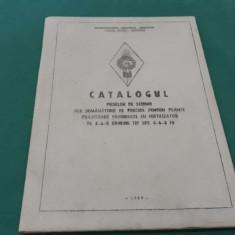 CATALOGUL PIESELOR DE SCHIMB AL SEMĂNĂTORII DE PRECIZIE TIP SPC 4-6-8 FS/1989