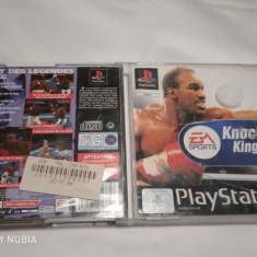 [PSX] Knockout Kings 99 - joc original Playstation 1