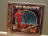 NO DOUBT - TRAGIC KINGDOM (1995/INTERSCOPE/GERMANY) - CD ORIGINAL/Sigilat/Nou