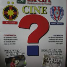 Steaua-ASA Tg.Mures  (Revista LPF - nr. 14, 2015)