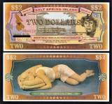!!! CANADA , SALT SPRING ISLAND = LOCAL  MONEY  = 2 DOLARI  2008 - P 902 c - UNC