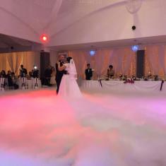 Fum Greu Artificii Dansul Mirilor Nunta Constanta