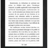 E-Book Reader Cybook Muse FrontLight 2, Ecran Carta E-Ink 16 nivele tonuri de gri 6inch, Procesor 1GHz, 512MB RAM, 4GB Flash, Wi-Fi (Negru)