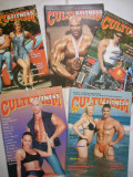 Lot Reviste Fitness & Fight-culturism fitness