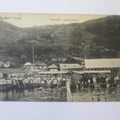 Rara! Carte postala Baile Telega,circulata 1911, Printata