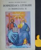 Dumnezeiasca liturghie cu insemnatatea ei Nicodim Mandita