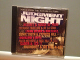 JUDGMENT NIGHT - ORIGINAL SOUNDTRACK (1993/SONY/AUSTRIA) - CD ORIGINAL