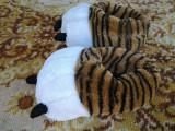 Wild Tiger papuci de casă copii mar. 30, Din imagine