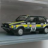 Macheta Volkswagen VW Golf 1 Rally 1980 - NEO 1/43, 1:43