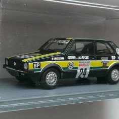 Macheta Volkswagen VW Golf 1 Rally 1980 - NEO 1/43