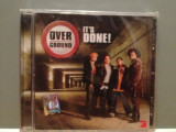 OVER  GROUND - IT'S DONE (2003/POLYDOR/GERMANY) - CD ORIGINAL/Sigilat/Nou