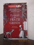 Povesti de fratii Grimm. Cele mai frumoase povesti bilingve, Fratii Grimm