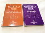 MIRCEA GANGA - MATEMATICA , MANUAL PENTRU CLASA A XII-A / M1 ( 2 VOL. ) - 2002