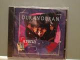 DURAN DURAN - ARENA (1984/EMI/HOLLAND) - CD ORIGINAL/Sigilat/Nou