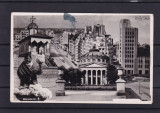 BUCURESTI   FLORAREASA  VANZATOARE  DE  FLORI  CIRCULATA  1940