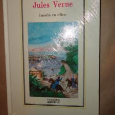 Insula cu elice nr 16 colectia adevarul - Jules Verne