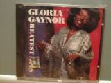 GLORIA GAYNOR - GREATEST HITS  (1988/POLYDOR/GERMANY) - CD ORIGINAL/Sigilat/Nou