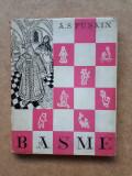 BASME = PUSKIN an 1962 Traducere de Miron Radu Paraschivescu, Radu Paraschivescu
