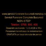 Pompe funebre si servicii funerare Bucuresti Sector 3 NON STOP