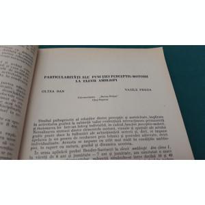 RECUPERAREA ȘI INTEGRAREA PERSOANELOR CU HANDICAP/ NR. 1-2*1995
