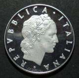Italia 50 lire 1986 UNC PROOF, Europa