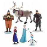 Set figurine FROZEN - model 2018, Disney