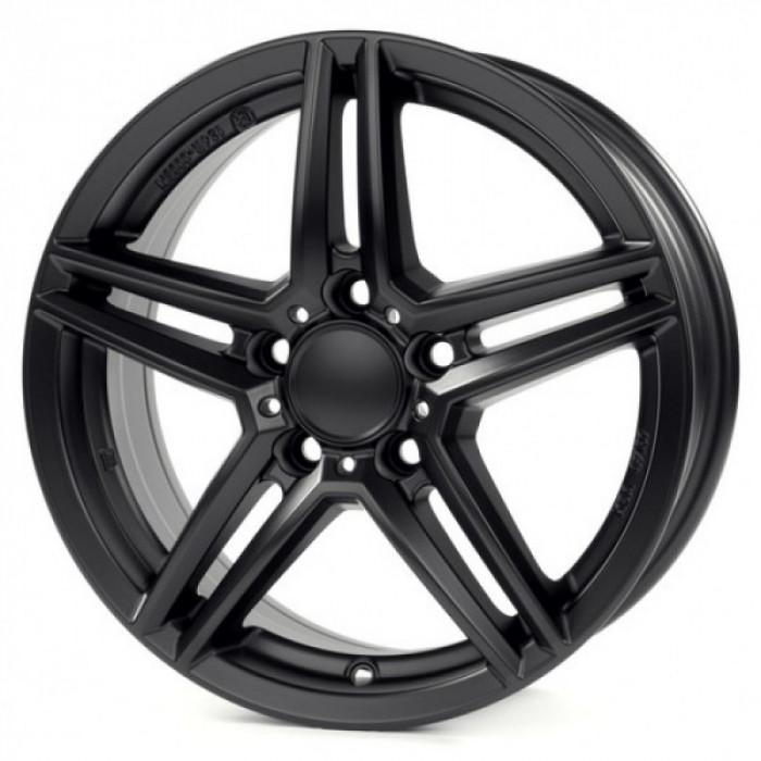 Jante MERCEDES CLA 7.5J x 16 Inch 5X112 et45.5 - Alutec M10 Racing-schwarz foto mare