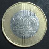 Ungaria 200 forint 2011, Europa
