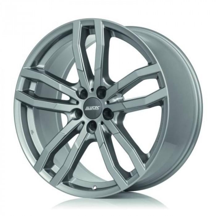 Jante SEAT TOLEDO 8.5J x 19 Inch 5X112 et40 - Alutec Drive Metal-grey foto mare