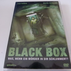 Black box - dvd, Altele